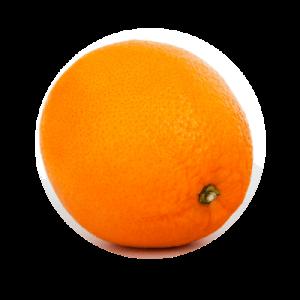 Pomarańczowa skórka.